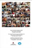 Фотовыставка – «День вместе с библиотекарем» в Латгальской Центральной библиотеке