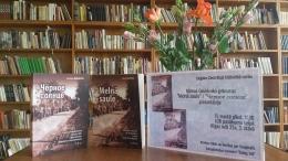 """Albīnas Davidenko grāmatas """"Melnā saule"""" prezentācija"""