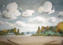 Neapdziedātais Latvijas skaistums Augusta Kristiņa akvareļos
