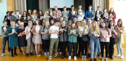 Daugavpils skolēni piedalās lasītveicināšanas programmā