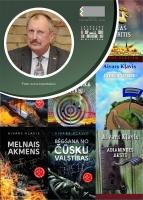 Daugavpilī viesosies rakstnieks un žurnālists Aivars Kļavis