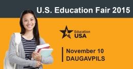 Izstāde par izglītības iespējām ASV