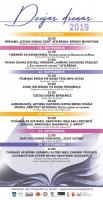 """""""Dzejas dienas 2019"""" Daugavpilī un novadā"""
