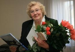 Silvija Liniņa 1934.gada 8.janvāris – 2013. gada 24.septembris