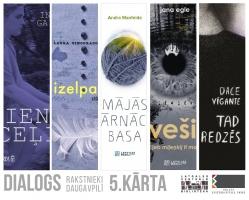 Rudenī Daugavpili apmeklēs populāras latviešu īsprozas autores