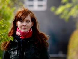 Встреча с исландской писательницей в Латгальской Центральной библиотеке