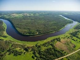 Bibliotēkā atklās izstādi par Latvijas ainavu dārgumiem