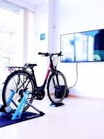 Virtuālais velokross bibliotēkā – esi mobils un ripo vesels!
