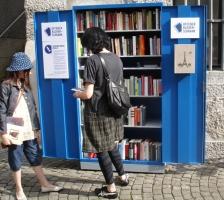 Передвижная выставка Швейцарского бюро в Латгальской Центральной библиотеке и ее филиалах