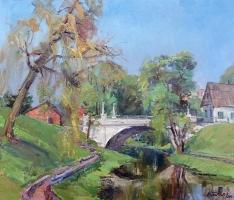 Литовский художник Альвидас Стаускас представит пейзажную живопись