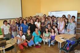 Daugavpils bibliotekāri piedalījās mācību seminārā Zarasos