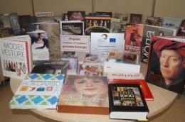 Новая коллекция книг по искусству в Латгальской Центральной библиотеке