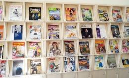 2016. gadā abonētie preses izdevumi pilsētas bibliotēkās