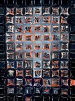 """Ingas Vasiļjevas tekstilmozaīku izstāde """"Improvizācija"""""""