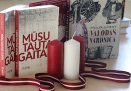 Bibliotēkā norit Patriotu dienas