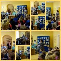 Starptautiskā ģimenes diena kopā ar Daugavpils bērnu grāmatu autoriem