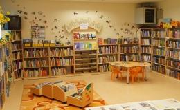 На время закрыта библиотека Пардаугавас
