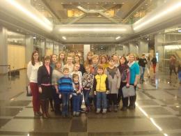 Daugavpils lasošās ģimenes un aktīvākie lasītāji piedalījās lasīšanas svētkos