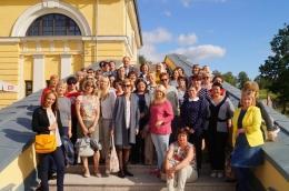Network-Digi-Hubs projekta mācību ekskursija Latvijā