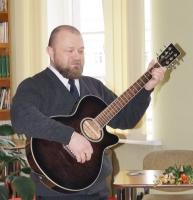 Творческая встреча с Виталием Михайловским в ЛЦБ