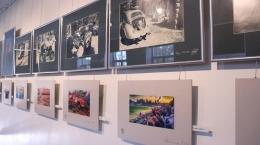 Bibliotēkā skatāma Mihaila Lavrenova fotoizstāde