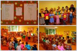 """Lasītveicināšanas programmas """"Skaistā vasara bibliotēkā"""" jūlija pasākumi"""