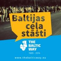 """Top dzīvās vēstures liecību kolekcija """"Baltijas ceļa stāsti"""