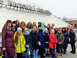 Daugavpilieši lielajos lasīšanas svētkos Latvijas Nacionālajā bibliotēkā