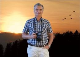 Выставка фотохудожника Юрия Букловского в Латгальской Центральной библиотеке