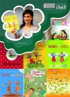 Daugavpilī viesosies bērnu grāmatu autore Evija Gulbe