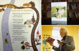 Uldis Auseklis veltījis dzejoli Daugavpilij