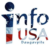 Информационный центра США временно не работает