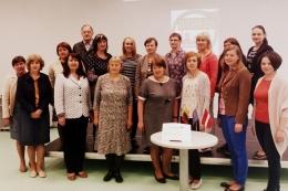 DigiHubs projekta pieredzes apmaiņas seminārs Utenā