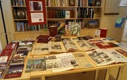 Latvijas Neatkarības atjaunošanas diena bibliotēkā