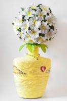 Выставка флористических работ в Латгальской Центральной библиотеке