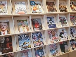 Какие газеты и журналы даугавпилсские библиотеки предлагают в 2019 году