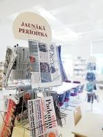Laikrakstu un žurnālu piedāvājums Daugavpils publiskajās bibliotēkās 2020. gadā