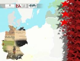 """Latvijas Nacionālā arhīva virtuālā izstāde """"Baltijas valstu bēgļu nometnes Vācijā. 1944–1951"""""""