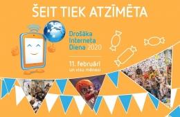 Drošāka interneta diena 2020 Daugavpils bibliotēkās