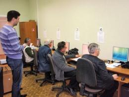 Latgales Centrālajā bibliotēkā atkal turpina darboties datoru kursi senioriem