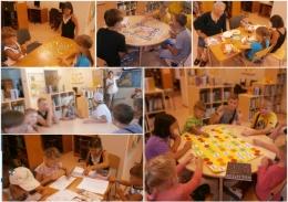 """Lasītveicināšanas programma """"Skaistā vasara bibliotēkā"""": augusts"""