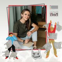 Daugavpils ģimenes ar bērniem aicinātas uz tiešsaistes tikšanos  ar rakstnieci Agnesi Vanagu