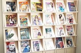 Новинки прессы в библиотеках города