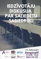 Bibliotēkā diskutēs par saliedētas un pilsoniski aktīvas sabiedrības politikas veidošanu