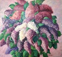 Выставка живописи в Латгальской Центральной библиотеке