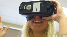Daugavpils un Preiļu bibliotekāri apguva darbu ar virtuālo realitāti