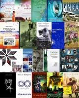 Aizvadītā gada lasītākās grāmatas Latgales Centrālajā bibliotēkā