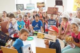 """Turpinās lasītveicināšanas programma """"Skaistā vasara bibliotēkā"""""""