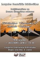 """Fotostudijas """"Ezerzeme-F"""" fotoizstāde """"Ceļojumi"""" Latgales Centrālajā bibliotēkā"""