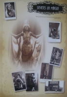 В Латгальской Центральной библиотеке выставка, посвященная Всемирному дню женщин